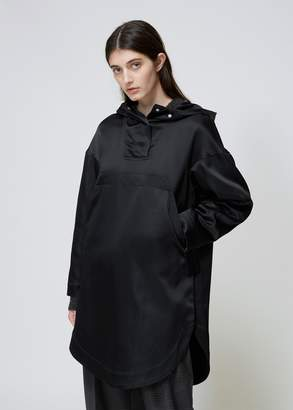 Cédric Charlier Long Hooded Jacket