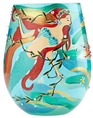 Lolita Mermaid Stemless Wine-Glass