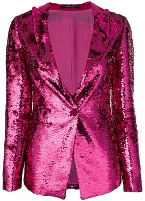 Tagliatore Gilda sequin blazer