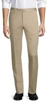 Corneliani Straight-Leg Stretch Trousers