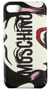 Moschino Graphic Logo iPhone 8 Case