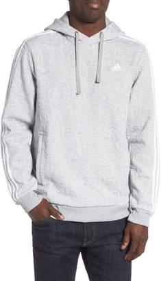 adidas 3-Stripes Hoodie Sweatshirt