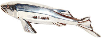 Corbell Silver Company Inc. Sterling Silver Fish Knife Rest