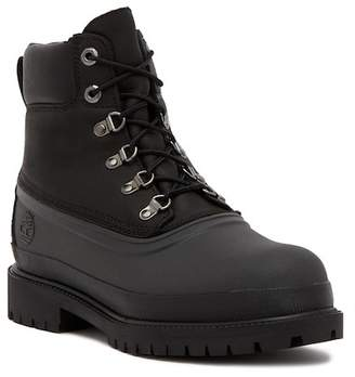 "Timberland 6"" Premium Waterproof Rubber Toe Boot"