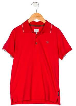 Armani Junior Boys' Polo Shirt