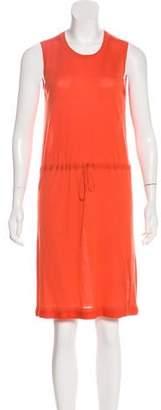 Malo Sleeveless Knee-Length Dress