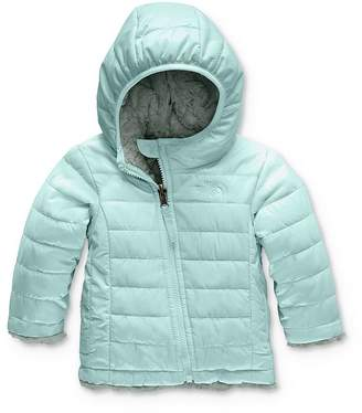 The North Face Girls' Reversible Puffer & Fleece Jacket - Baby