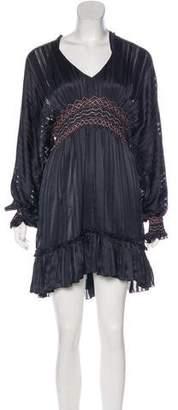 Ulla Johnson Dolman Sleeve Mini Dress