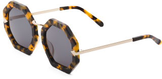 Moon Disco Designer Sunglasses With Case