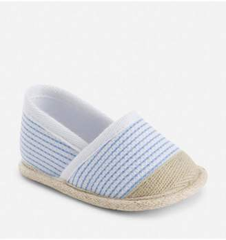 Mayoral Striped Espadrille