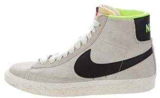 Nike Blazer High-Top Sneakers
