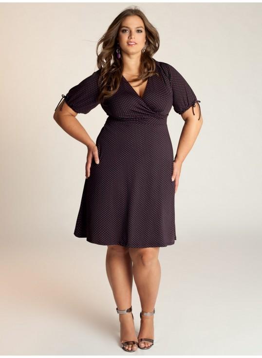 IGIGI Makenna Plus Size Dress