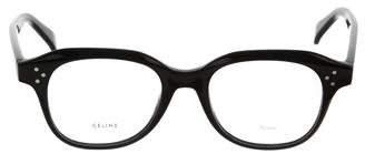 Celine Logo Acetate Eyeglasses w/ Tags