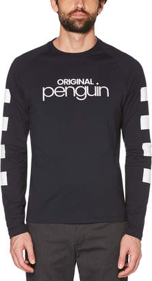 Original Penguin CHECK TEE