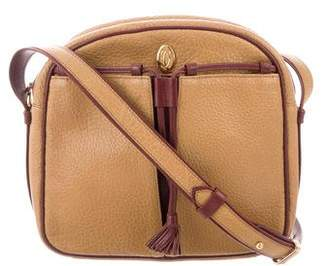 Cartier Grained Leather Crossbody Bag
