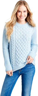 Vineyard Vines Fisherman Cable Crewneck Sweater