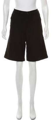 G Star Mid-Rise Knee-Length Shorts w/ Tags