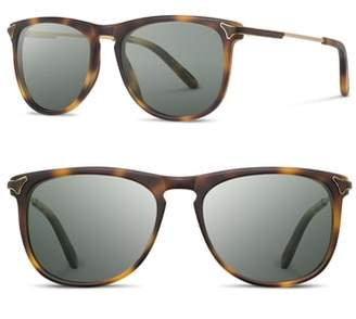 Shwood Keller 53mm Polarized Sunglasses