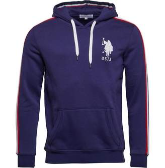 04686c99eb5a U.S. Polo Assn. Mens Boris Hoodie Medieval Blue