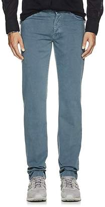 Marco Pescarolo Men's Cotton 5-Pocket Pants