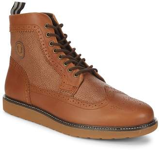 Fred Perry Men's Northgate Leather Boots