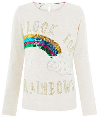 Monsoon Look For Rainbows Tee