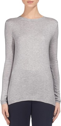 Whistles Annie Sparkle Knit Sweater $120 thestylecure.com