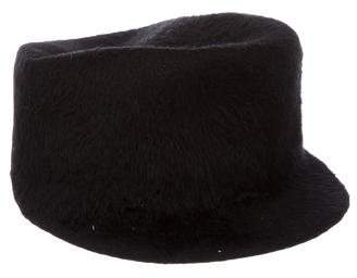 Patricia Underwood Felt Cloche Hat