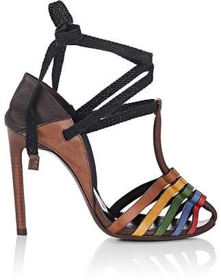 Women's Majorelle Leather Sandals