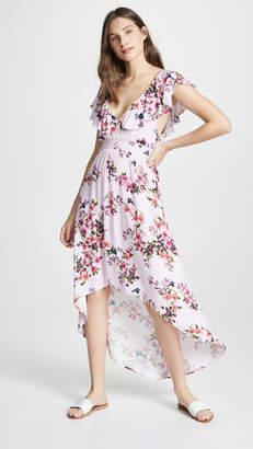 Nanette Lepore High Low Dress