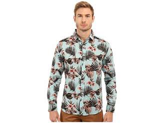 7 Diamonds New Air Long Sleeve Shirt Men's Long Sleeve Button Up