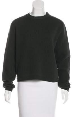 Acne Studios Misty Boiled Wool Sweater