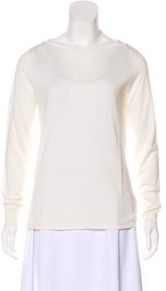 Ralph Lauren Black Label Cashmere & Silk Knit Sweater