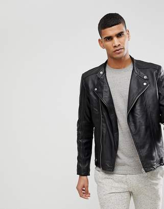 Selected Leather Jacket