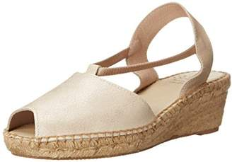 Andre Assous Women's Dainty Espadrille Wedge Sandal