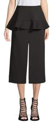 Proenza Schouler Peplum Pencil Skirt