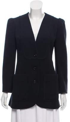Chloé Virgin Wool Knit Jacket