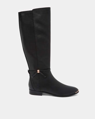 Ted Baker LYKLAL Leather knee-high boots