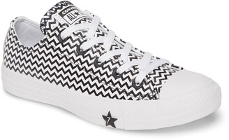 Converse Chuck Taylor® All Star® Mission Leather Low Top Sneaker
