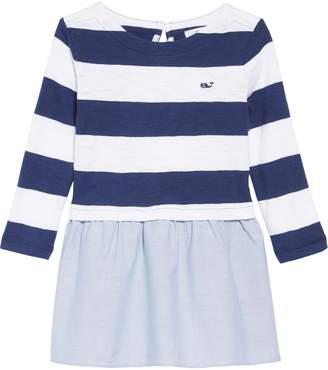 Vineyard Vines Oxford Stripe Dress