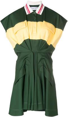 Carven safari shirt dress