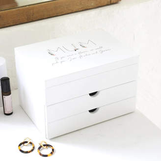 Wooden Drawer Boxes Shopstyle Uk