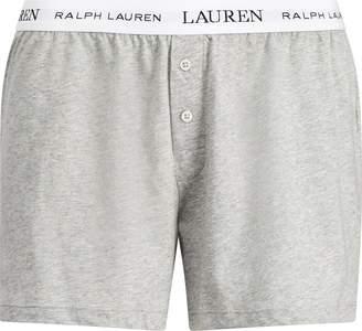 Ralph Lauren Cotton Jersey Sleep Short