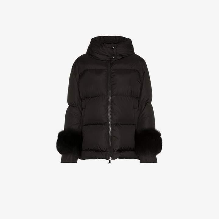 Effraie Fur Padded Jacket