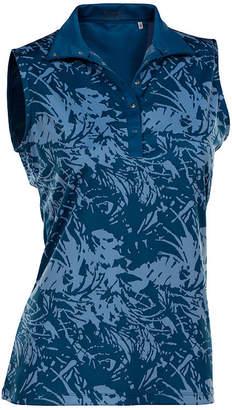 Asstd National Brand Nancy Lopez Golf Palmy Sleeveless Polo
