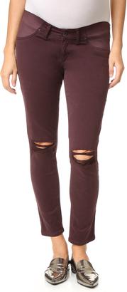 DL1961 Maternity Emma Power Legging Jeans $198 thestylecure.com
