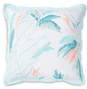 "Yves Delorme Sources Decorative Pillow, 18"" x 18'"