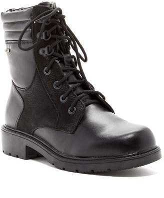 Santana Canada Franco Weatherproof Leather Faux Fur Lined Boot