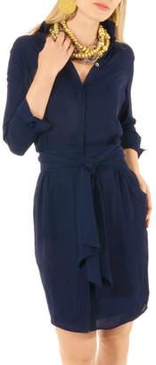 Gretchen Scott Breezy Blouson Dress