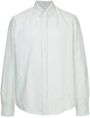 Golden Goose pinstriped shirt